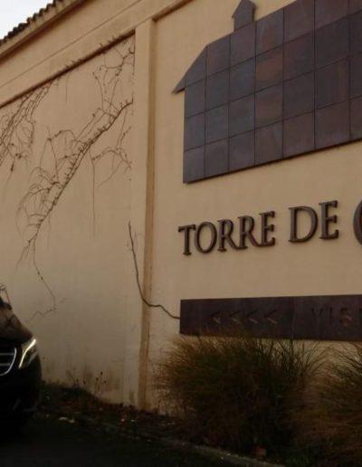 Alzor Class en Bodegas Torres de Oña